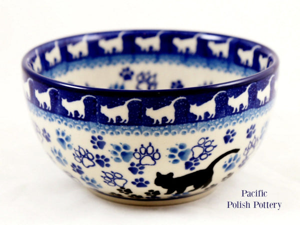 Medium Bowl - Pattern 1771 - Pacific Polish Pottery  - 3