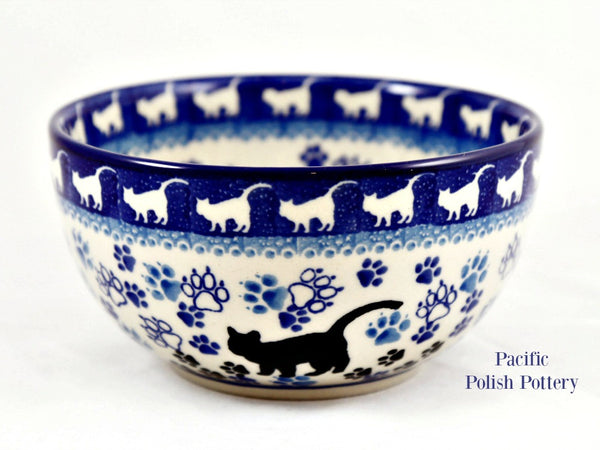 Medium Bowl - Pattern 1771 - Pacific Polish Pottery  - 1