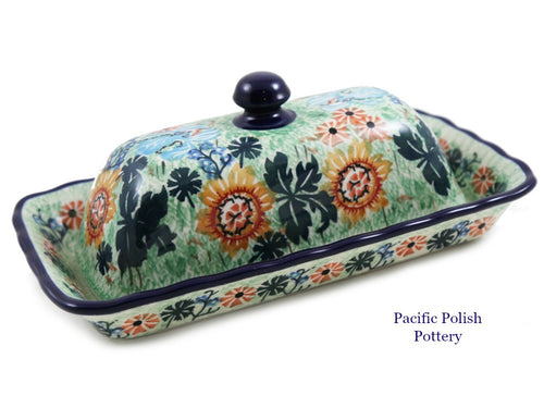Large Unikat Butter Dish