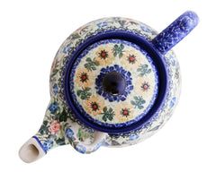 XL 105oz Unikat Double Handle Teapot