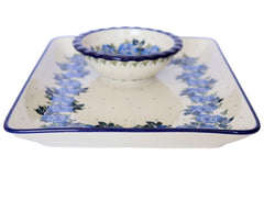 Platter and Bowl Set