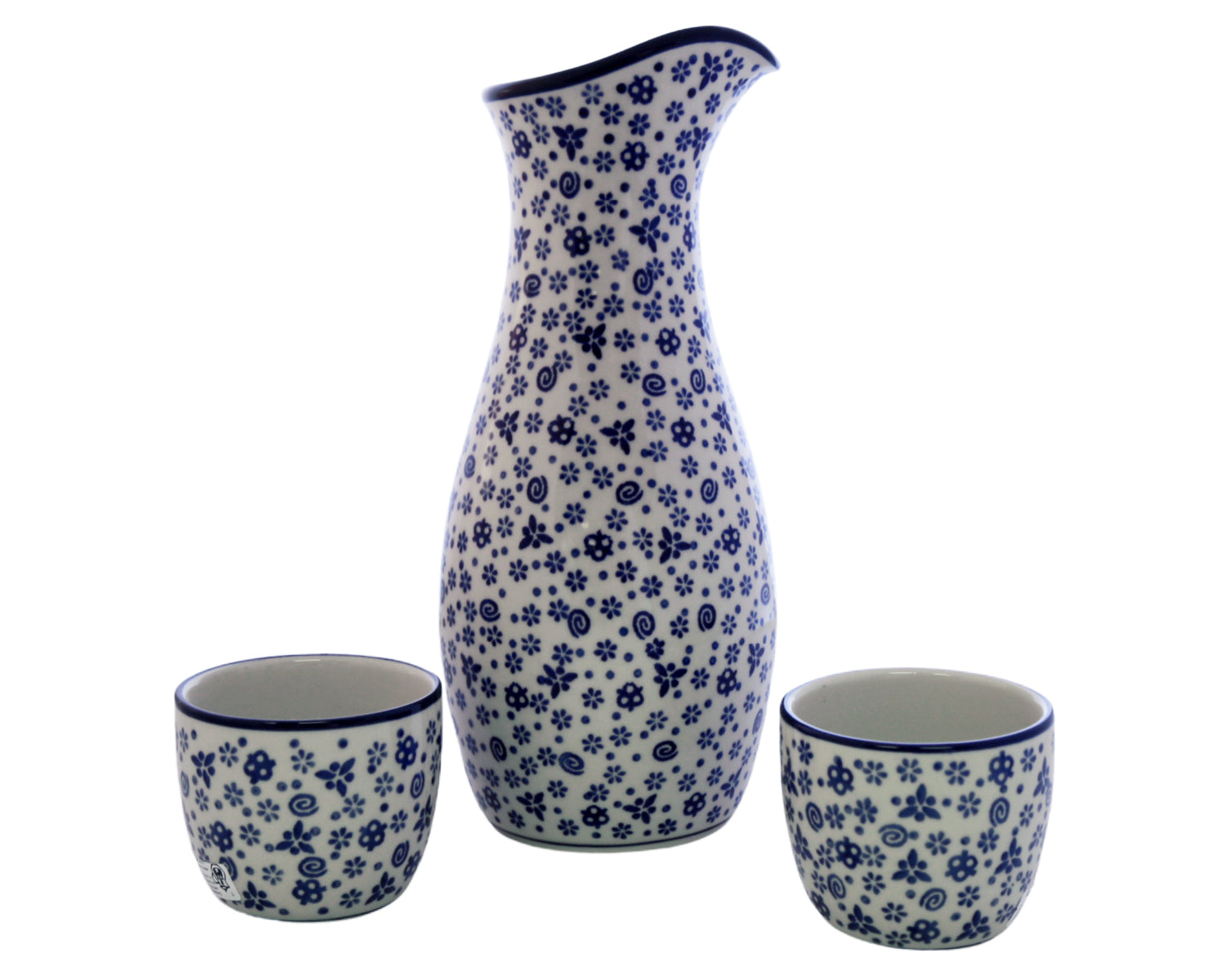 Large Carafe and Cup Set