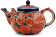 U5 Double Handle Teapot
