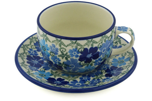 Unikat Cup and Saucer Set