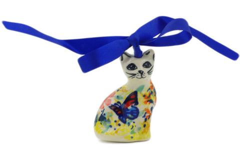 Unikat Cat Ornament