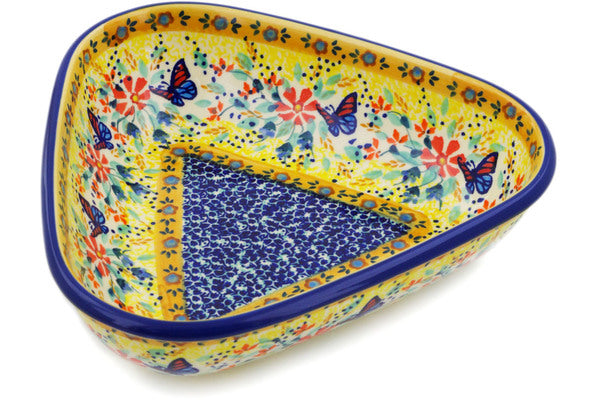 Unikat Triangle Baker Bowl