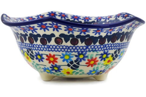 Small Unikat Footed Bowl