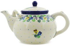 Large Double Handle Teapot
