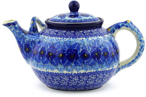 Unikat Double Handle Teapot