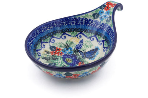 Unikat Handled Condiment Bowl