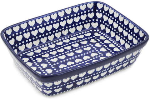 Rectangle Baker Bowl