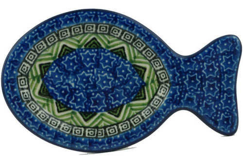 Fish Shaped Side Plate