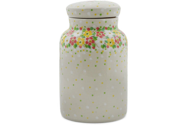 Large Unikat Jar w/ Stopper Lid