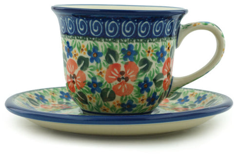 Unikat Teacup and Saucer Set