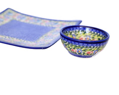 Large Unikat Platter & Bowl Set