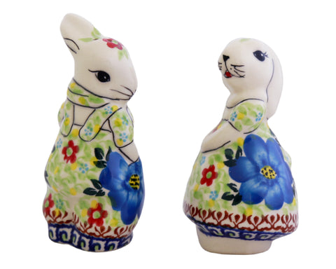 Unikat Bunny Salt and Pepper Set