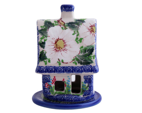 Tealight Luminary Candle House