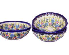 Unikat Scalloped Bowl Set