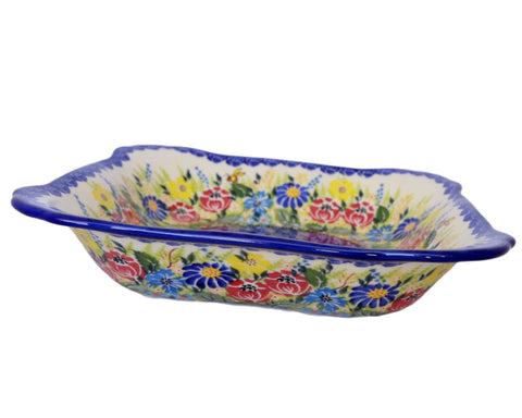Large Unikat Baker Bowl