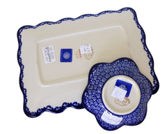 Unikat Platter & Bowl Set