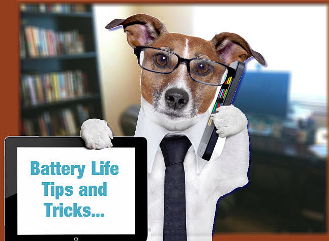 Smartphone Battery Life Tips and Tricks