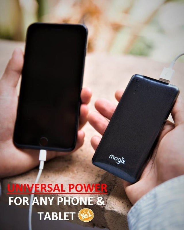 External Battery Charger 10400mAh Fast Mobile Charge - Action Against Hunger