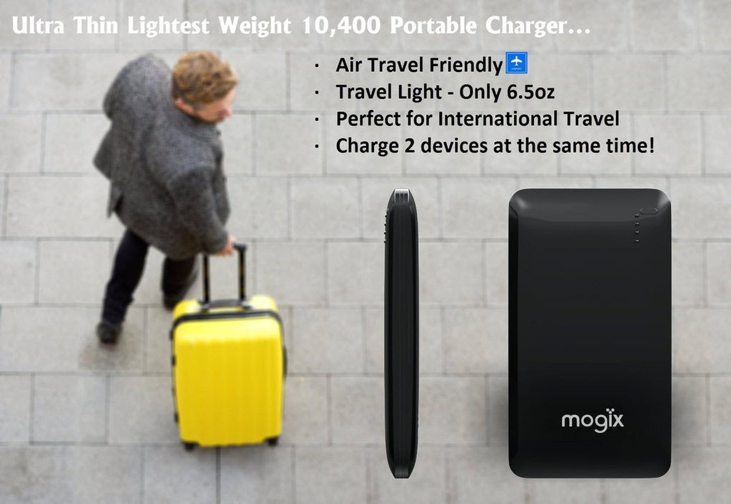 The best travel accessories come in small packages! This is a must have for travelers using up your phone power with GPS and camera mode