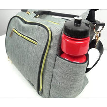 Load image into Gallery viewer, SMART Baby Bag with USB Port To Easily Charge Any Phone, Tablet, Rechargeable Breast Pump