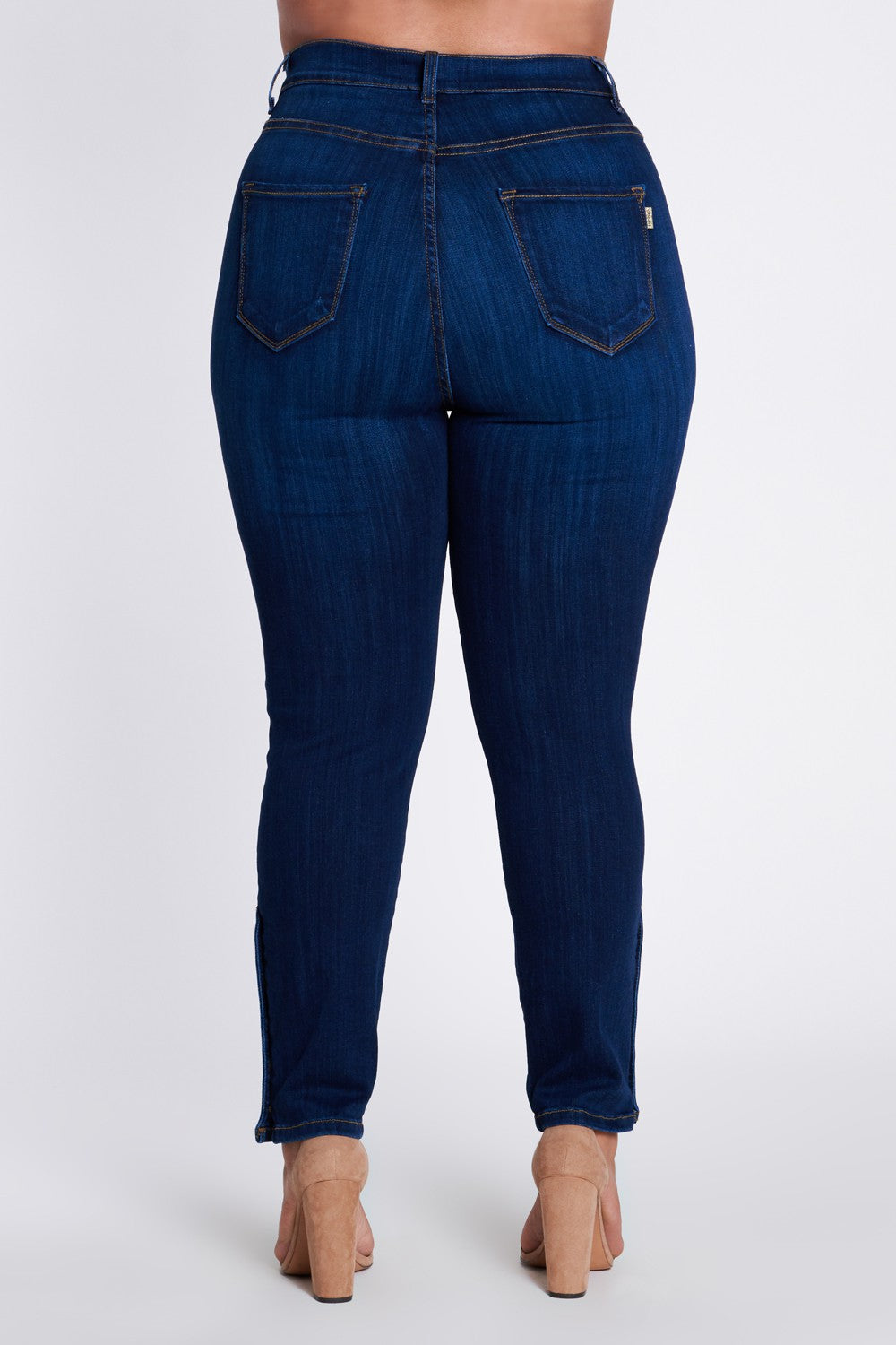 DENIM  CURVY JEANS
