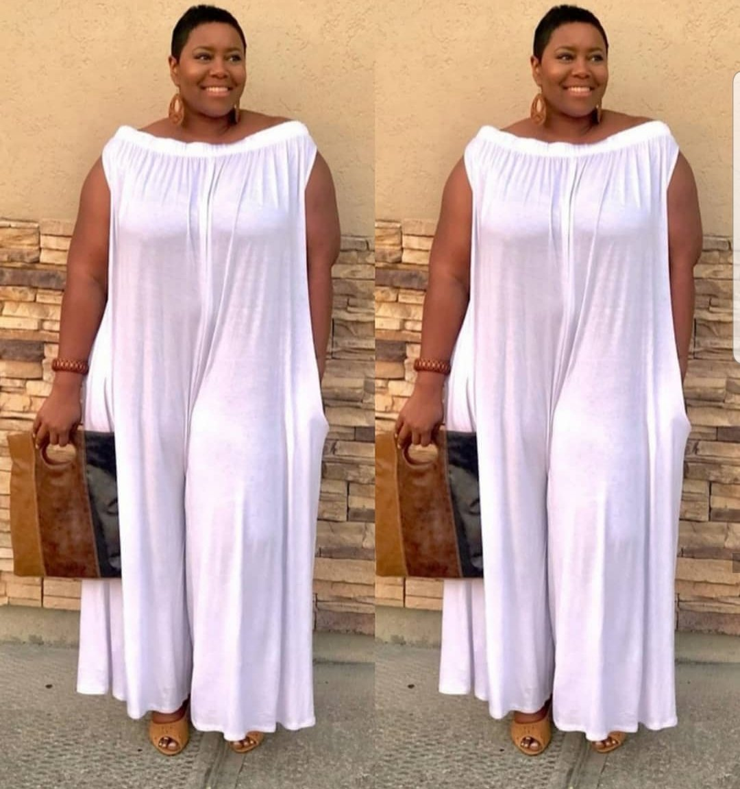 TRISH CURVY JUMPSUIT