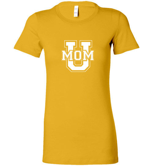 U of Mom White