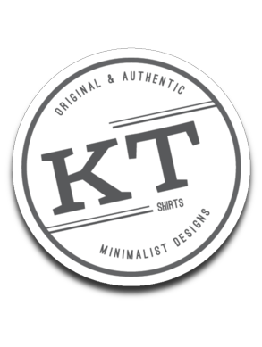 KT Shirts Sticker