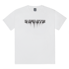 Load image into Gallery viewer, Infinite Archives Blur Tee in White