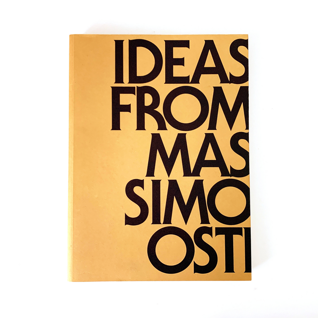 Ley Book Archive: IDEAS FROM MASSIMO OSTI Book