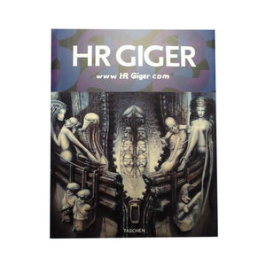 WWW HR Giger COM Book
