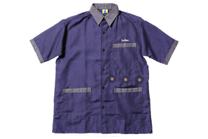 Bedlam Work Shirt Blue