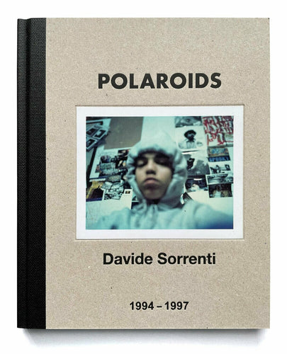 David Sorrenti: Polaroids Book