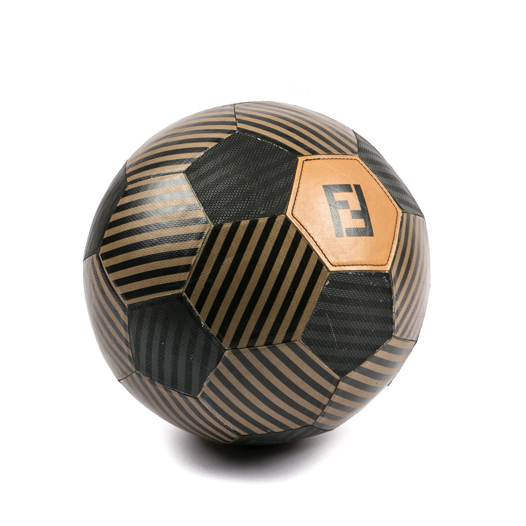 Vintage Fendi Soccer Ball