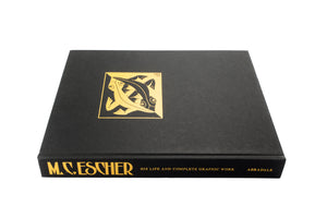 M.C. Escher - His Life and Complete Graphic Work Book