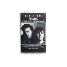 Load image into Gallery viewer, Tears for Fears - Songs from the Big Chair Cassette
