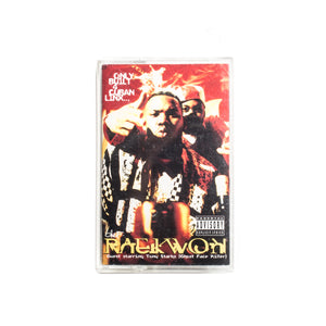 Only Built For Cuban Linx - Raekwon Cassette
