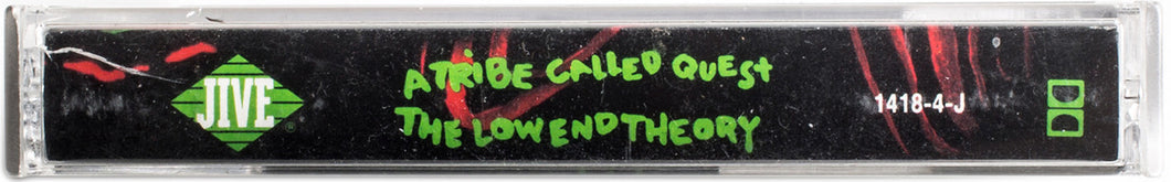 A Tribe Called Quest - Low End Theory Cassette