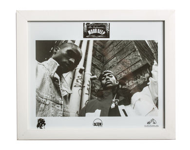 Mobb Deep Press Kit Photo Print