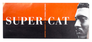 Super Cat Promo Sticker
