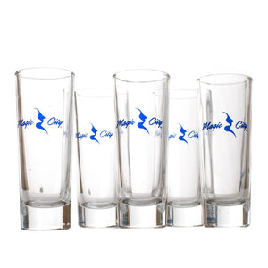 Magic City Shot Glasses