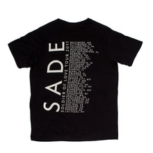 Load image into Gallery viewer, SADE Soldier of Love Tour Tee