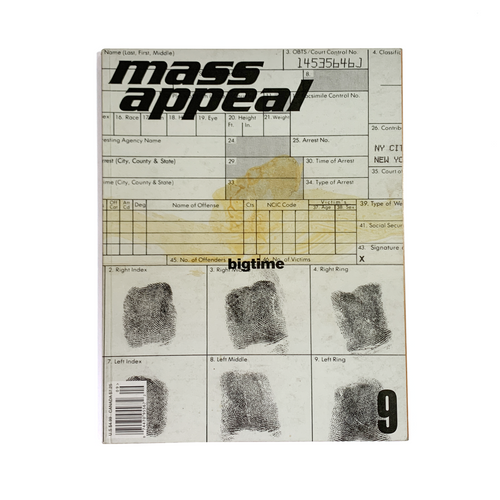 Ley Book Archive: MASS APPEAL #9