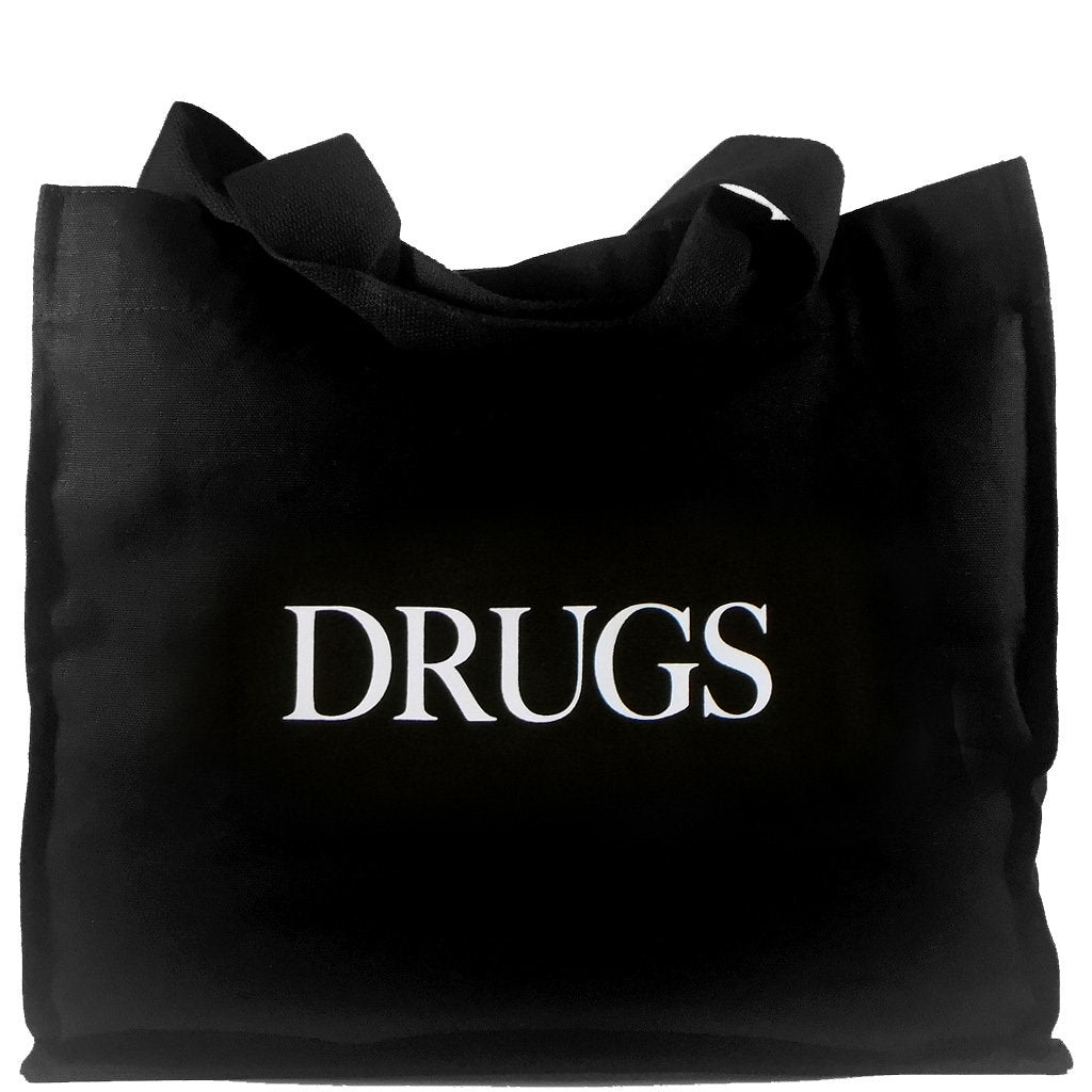IDEA DRUGS TOTE BAG