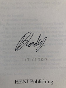 [SIGNED] BLONDEY 'US AND CHEM.'