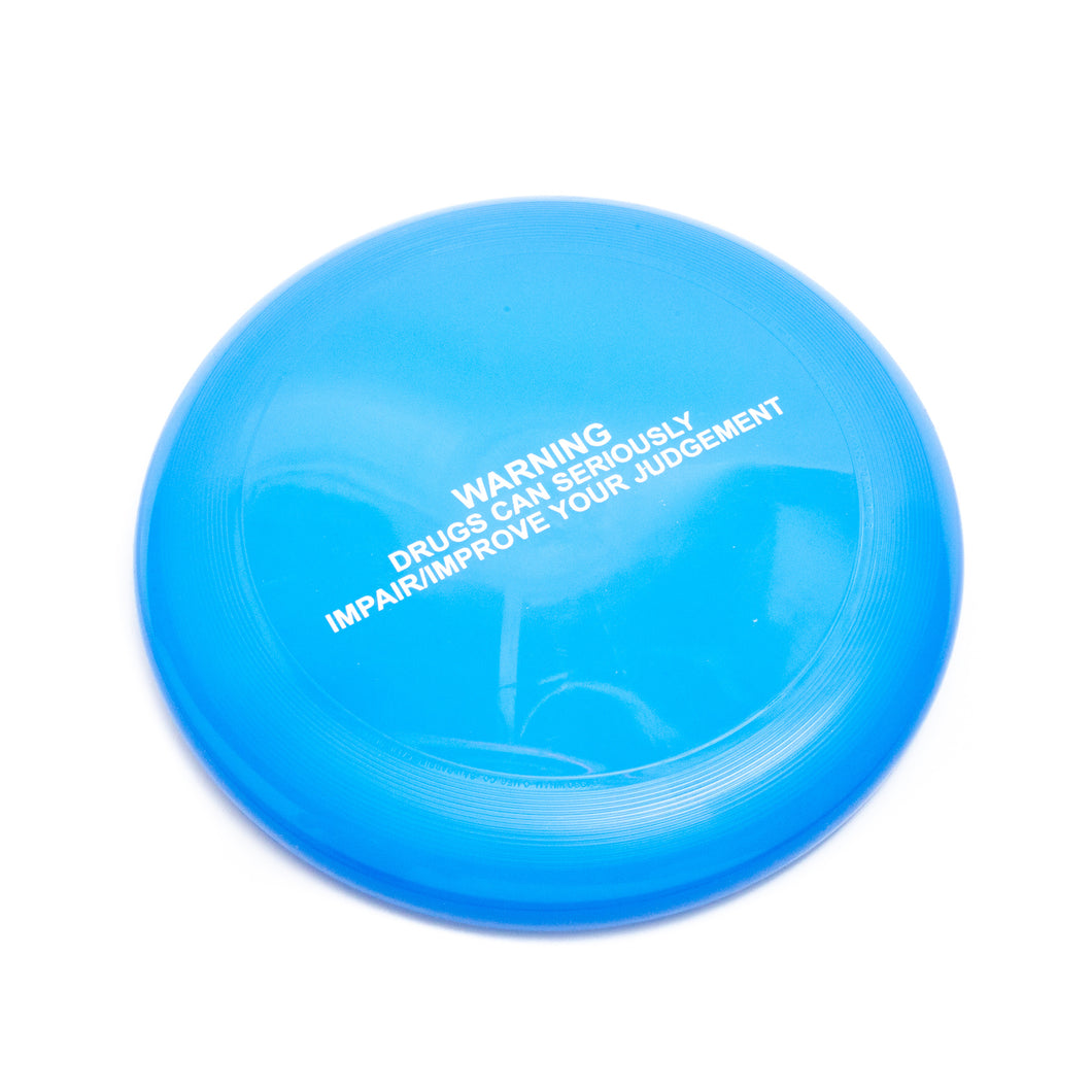 Safe Crackers Frisbee (Blue)